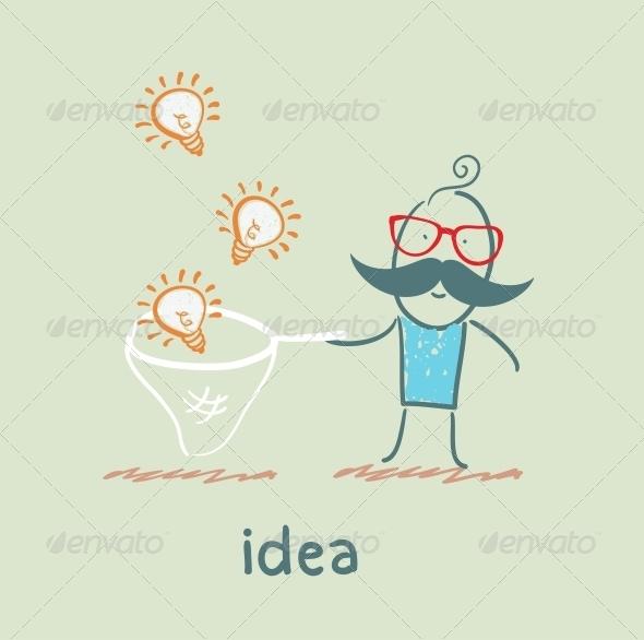 GraphicRiver Idea 5619413