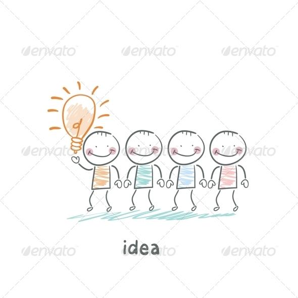 GraphicRiver Idea 5619432