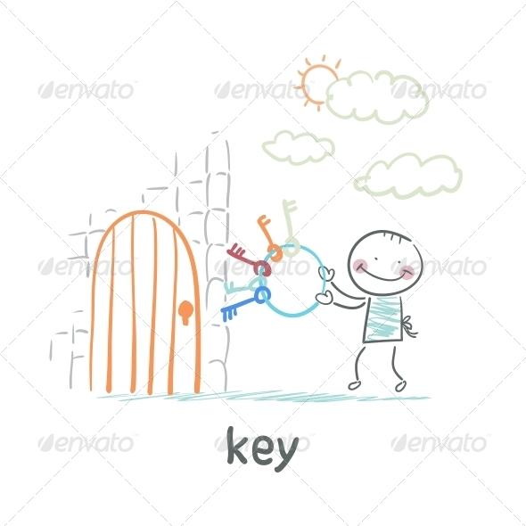 GraphicRiver Key 5619570