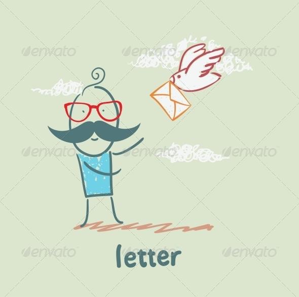 GraphicRiver Letter 5619583