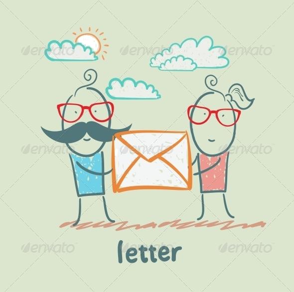 GraphicRiver Letter 5619585
