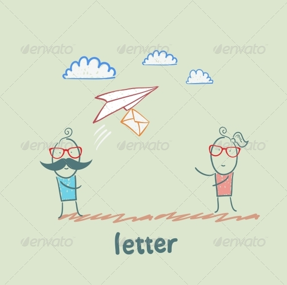 GraphicRiver Letter 5619586