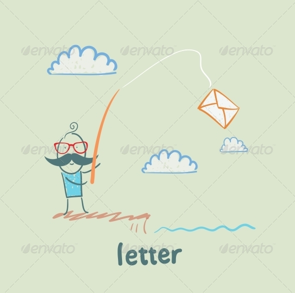 GraphicRiver Letter 5619587
