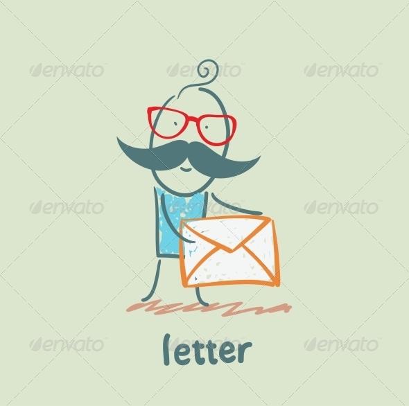 GraphicRiver Letter 5619589