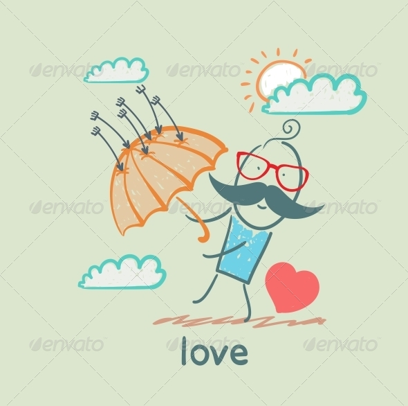 GraphicRiver Love 5619590