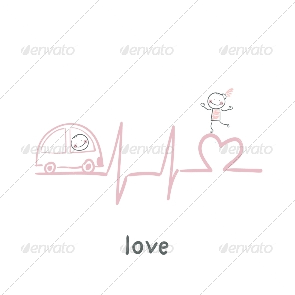 GraphicRiver Love 5619633