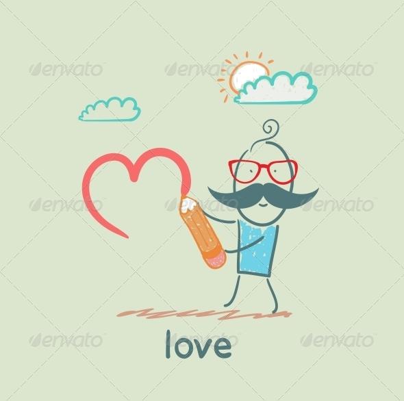 GraphicRiver Love 5619636
