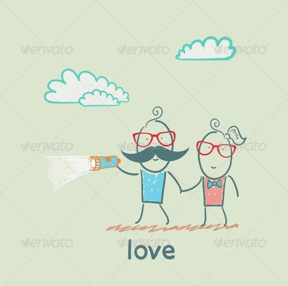 GraphicRiver Love 5619648