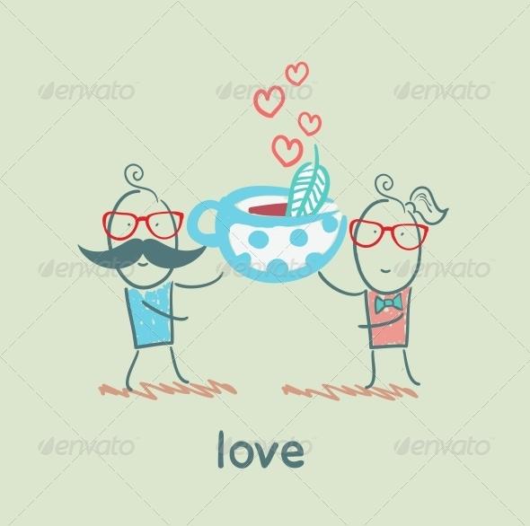 GraphicRiver Love 5619660