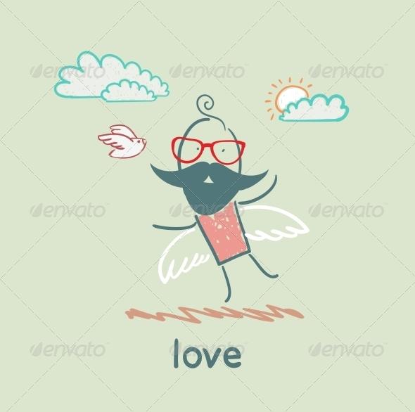 GraphicRiver Love 5619663