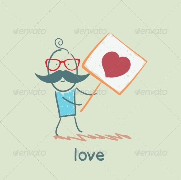 GraphicRiver Love 5619666
