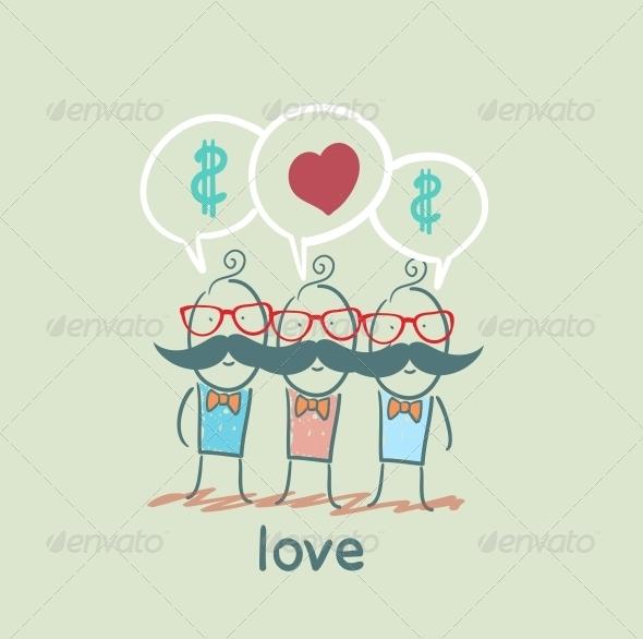 GraphicRiver Love 5619670