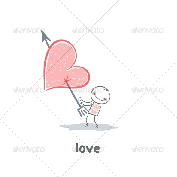 GraphicRiver Love 5619684
