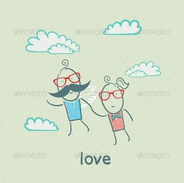 GraphicRiver Love 5619685