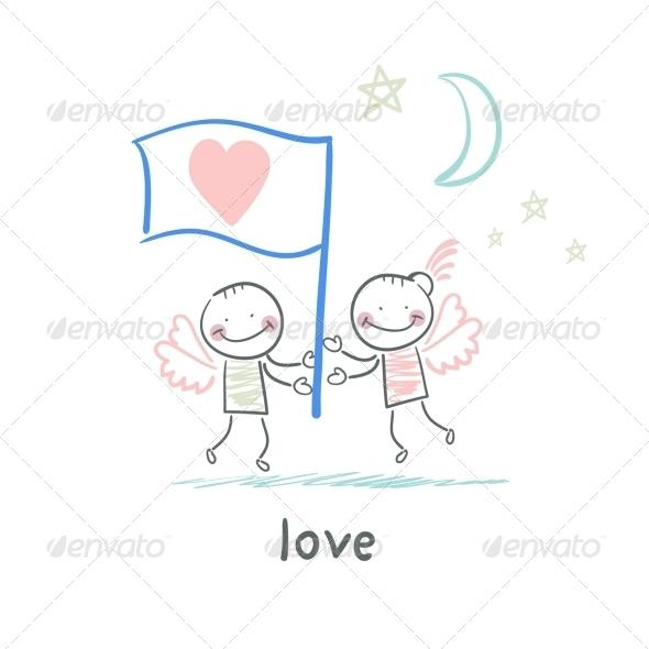 GraphicRiver Love 5619691