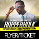 Rap Concert Flyer Template - GraphicRiver Item for Sale