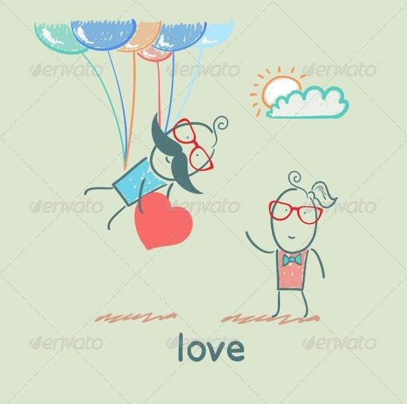 GraphicRiver Love 5619732