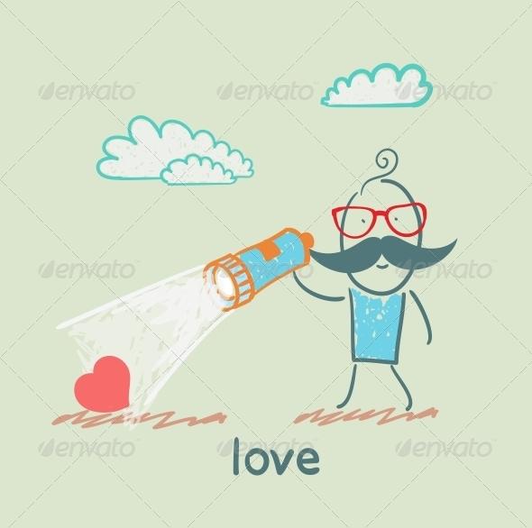 GraphicRiver Love 5619818