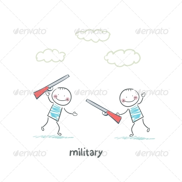 GraphicRiver Military 5619842