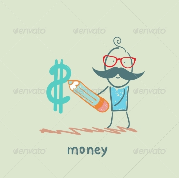 GraphicRiver money 5619914