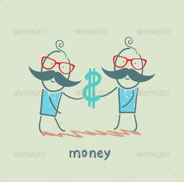 GraphicRiver Money 5619916