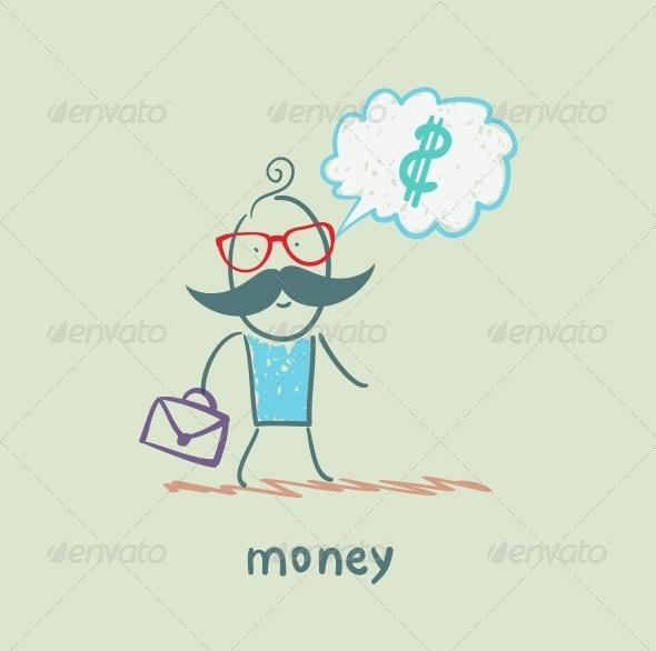 GraphicRiver Money 5619924