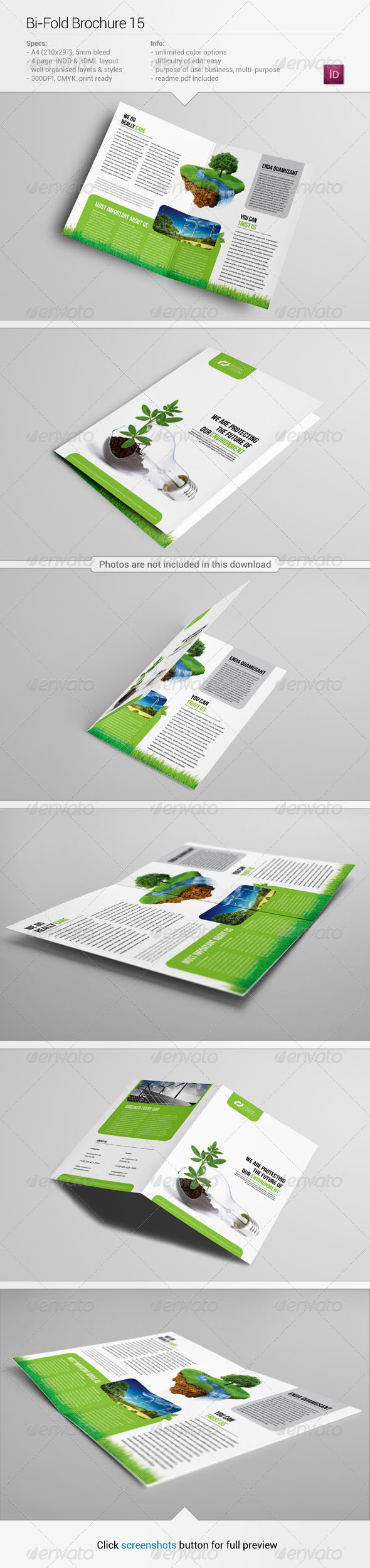 GraphicRiver Bi-Fold Brochure 15 5620448