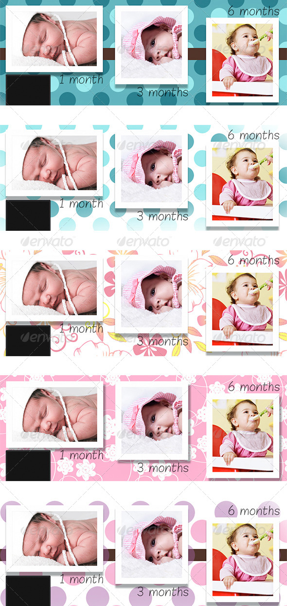 GraphicRiver Baby 2 A Cute Fb Timeline Cover Template 5531811