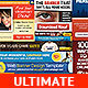 Ultimate Web Banner Bundle Vol. 2 - GraphicRiver Item for Sale