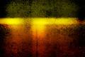 Grunge urban wall with yellow stripe - PhotoDune Item for Sale