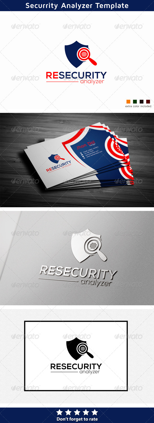 GraphicRiver Security Logo 5622701