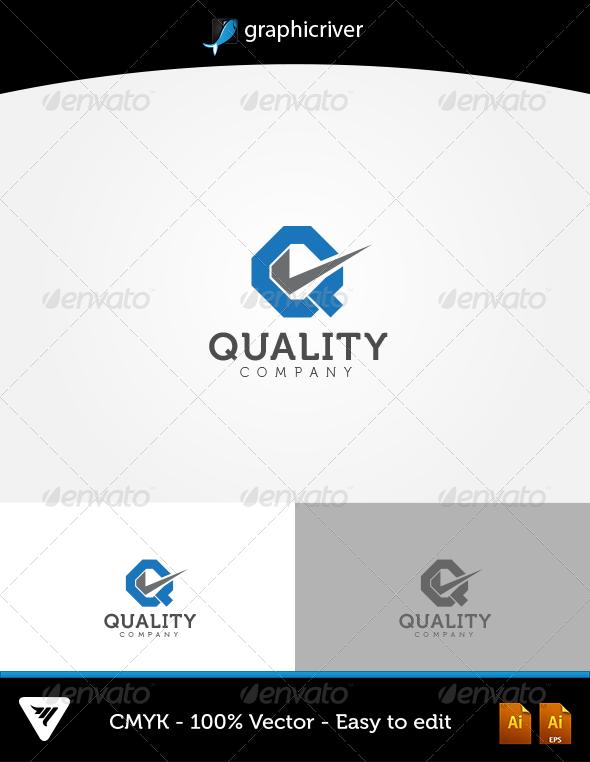 GraphicRiver Quality Logo 5623492