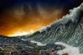 Tsunami waves - PhotoDune Item for Sale