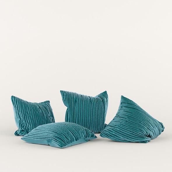 3DOcean Pillows Set A 5624133