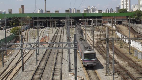 VideoHive Train Station 5564745
