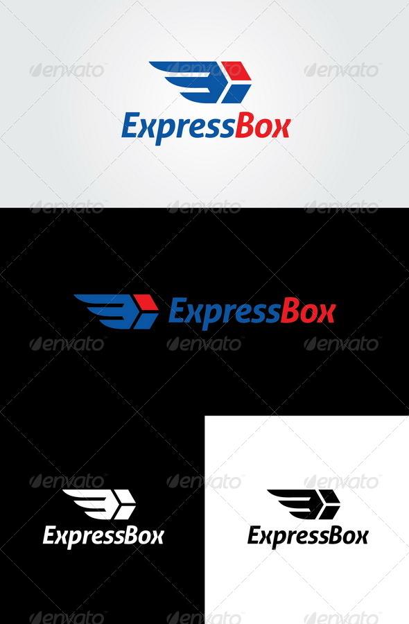GraphicRiver Express Box Logo 5624999