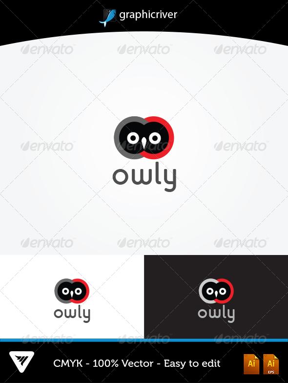GraphicRiver Owly Logo 5625105