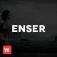 Enser - Photography Retina WordPress Theme