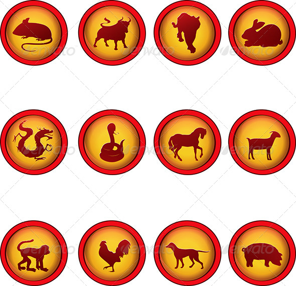 GraphicRiver Chinese Astrology 5625443