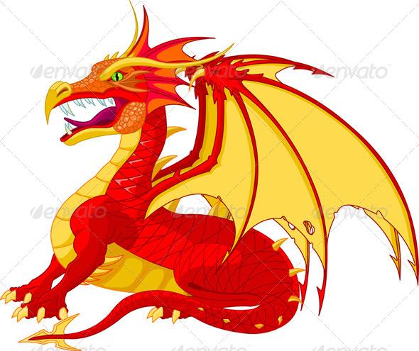 GraphicRiver Dragon 5625478