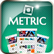 Metric - Responsive Email Template Design