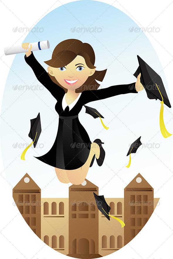 GraphicRiver Graduation 5626231