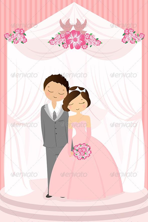 GraphicRiver Wedding Celebration 5626319