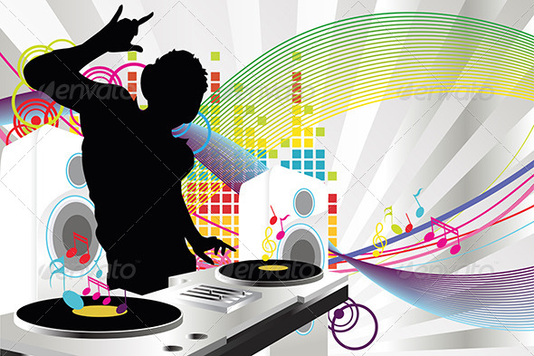 GraphicRiver DJ Music 5626819