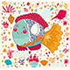 Funny Fish - GraphicRiver Item for Sale