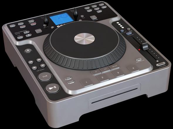 3DOcean DJ System 5627894