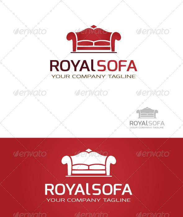 GraphicRiver Royalsofa Logo 5627892