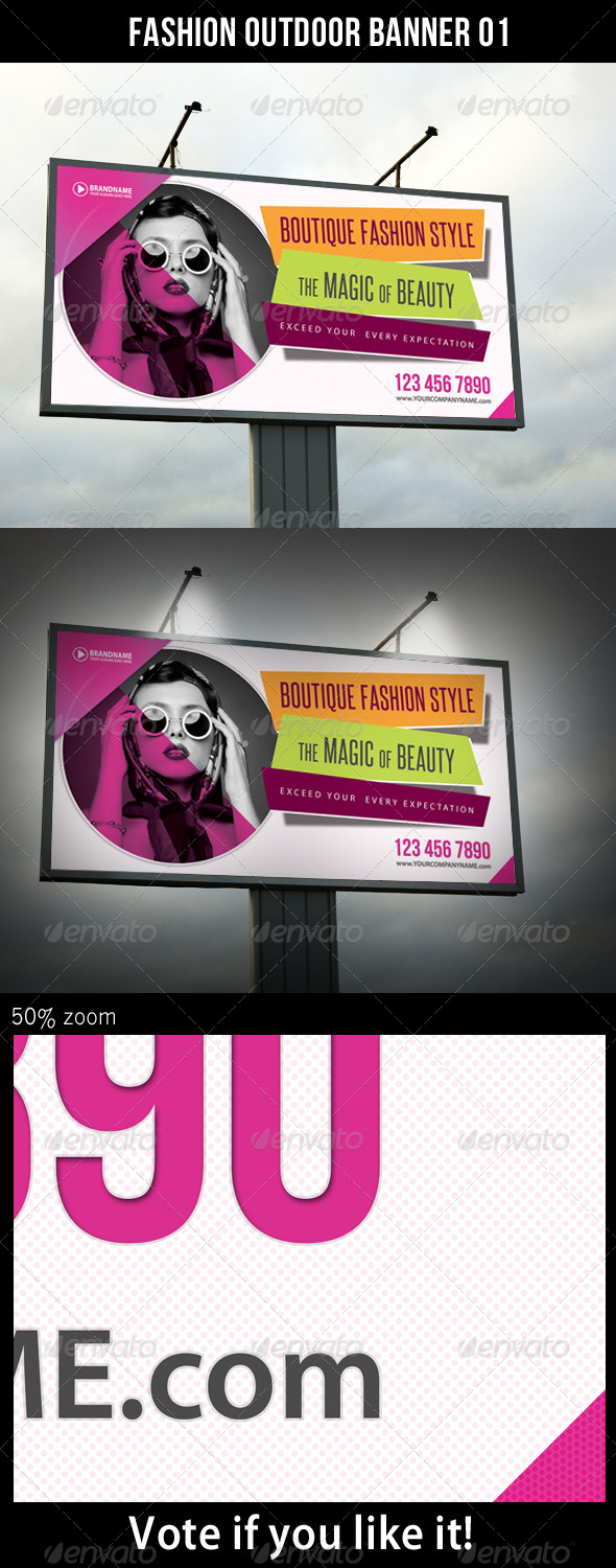 GraphicRiver Fashion Outdoor Banner 01 5628711