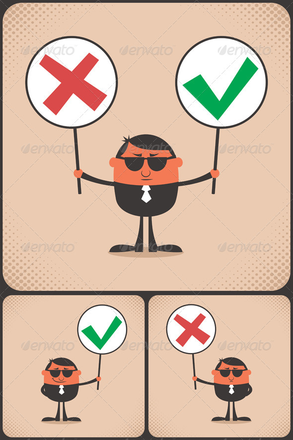 Right and Wrong - Conceptual Vectors