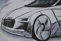 Graffiti Sportcar - PhotoDune Item for Sale